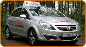Driving Lessons Middlesex