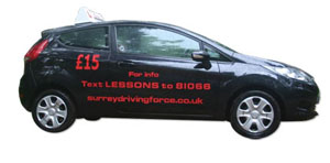 Driving Lessons Rowtown