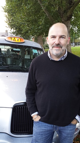 Ray is an experienced Black Cab driving instructor